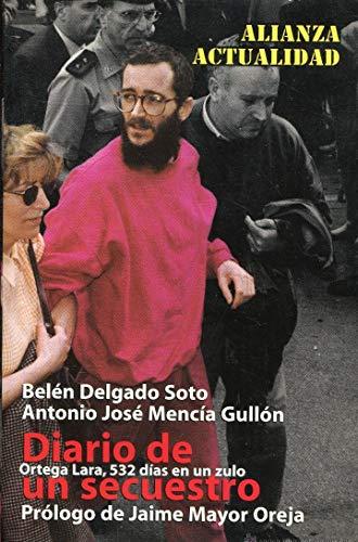 9788420644127: Diario de un secuestro (Alianza Actualidad)