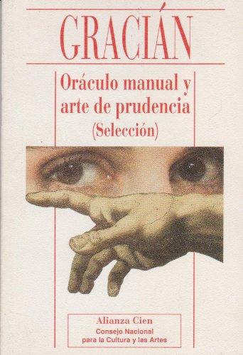 9788420646008: Oráculo manual y arte de prudencia (selección)