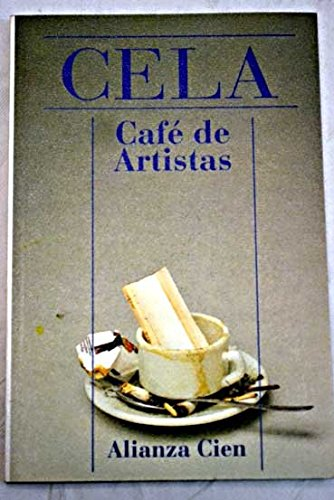 9788420646213: Cafe de artistas