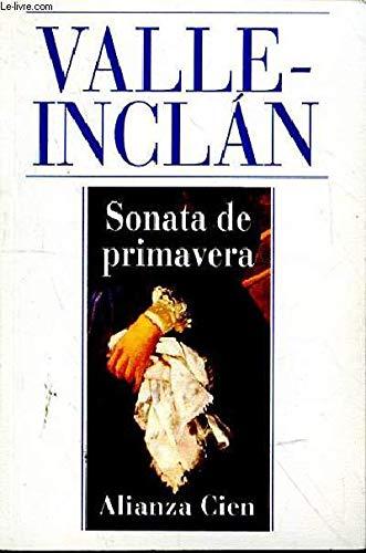 9788420646299: Sonata De Prima Vera/Sonnet of Spring