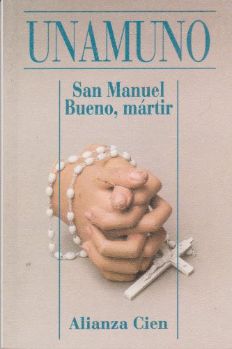 9788420646732: San Manuel Bueno,martir (Amazon Francia)