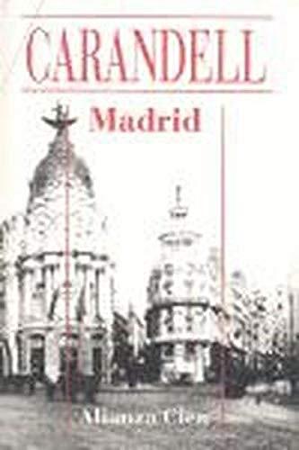 9788420646763: Madrid (Spanish Edition)