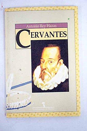 9788420647081: CERVANTES. Vida y literatura