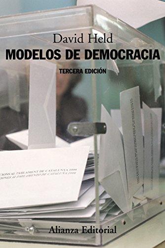9788420647760: Modelos de democracia (Alianza Ensayo)
