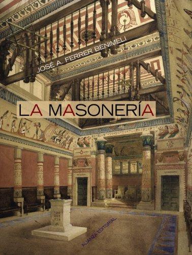 9788420647890: La Masoneria / The Freemasonry (Alianza Ensayo) (Spanish Edition)