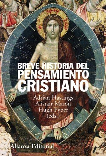 9788420647913: Breve historia del pensamiento cristiano (Alianza Ensayo)
