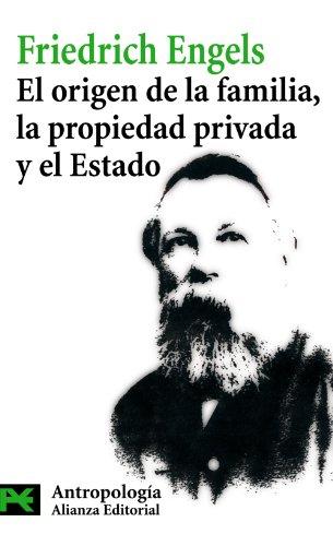 9788420648101: El origen de la familia, la propiedad privada y el estado (El Libro De Bolsillo - Ciencias Sociales)
