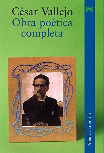 Obra poética completa (Coleccion Literaria) (Spanish Edition): C�sar Vallejo