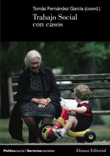 9788420648583: Trabajo Social con casos (El libro universitario - Manuales)