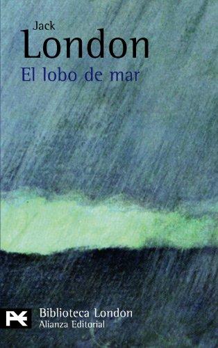 9788420649429: El lobo de mar (El Libro De Bolsillo - Bibliotecas De Autor - Biblioteca London)