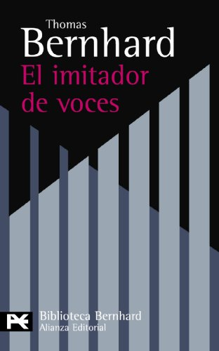 9788420649757: El imitador de voces / The Imitator of Voices (Spanish Edition)