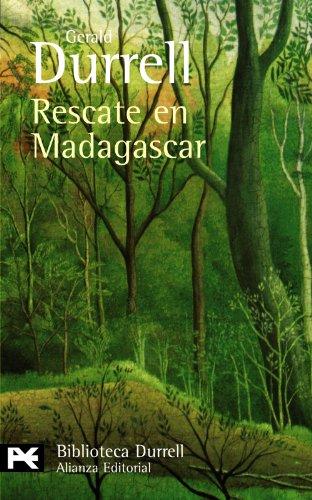 9788420649801: Rescate en Madagascar (El Libro De Bolsillo - Bibliotecas De Autor - Biblioteca Durrell)