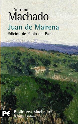 9788420649849: Juan de Mairena: Sentencias, donaires, apuntes y recuerdos de un profesor apócrifo (El Libro De Bolsillo - Bibliotecas De Autor - Biblioteca Antonio Machado)