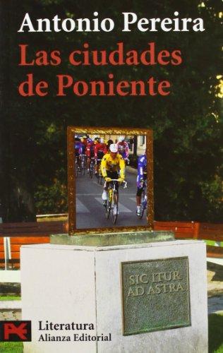 9788420649863: Las ciudades de Poniente (El Libro De Bolsillo - Literatura)