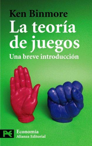 9788420649870: La teoría de juegos: Una breve introducción (El Libro De Bolsillo - Ciencias Sociales)