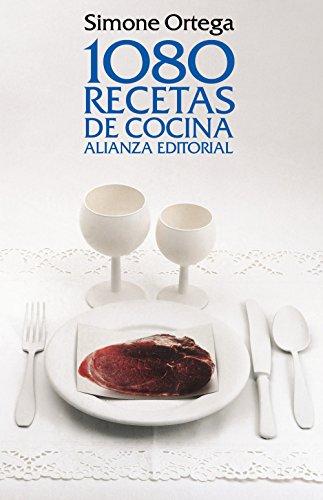 9788420649986: 1080 recetas de cocina / 1080 cooking recipes (Spanish Edition)