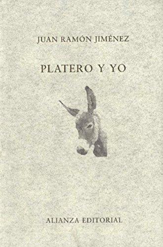 9788420650616: Platero y Yo/ Platero and I (Spanish Edition)