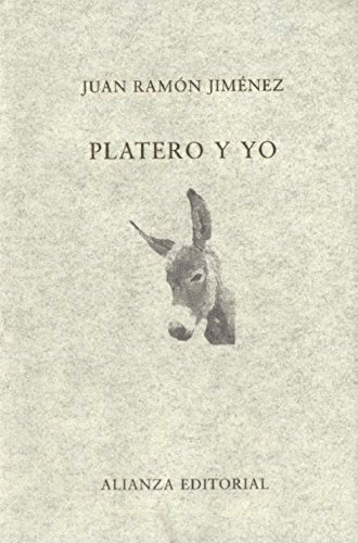 9788420650616: Platero y Yo/ Platero and I (Spanish Edition)