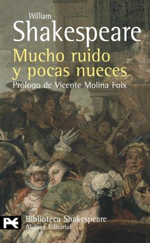 9788420650777: Mucho ruido y pocas nueces (El Libro De Bolsillo - Bibliotecas De Autor - Biblioteca Shakespeare)