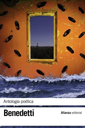 Antología poética.: Benedetti, Mario [Uruguay,