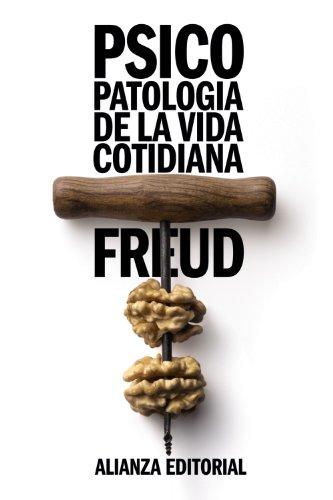 9788420650890: Psicopatología de la vida cotidiana (El Libro De Bolsillo - Bibliotecas De Autor - Biblioteca Freud)