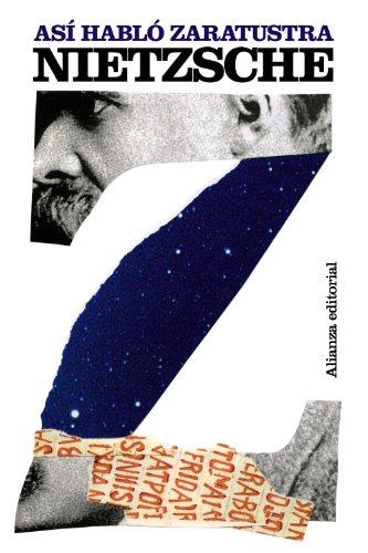 9788420650913: Así habló Zaratustra: Un libro para todos y para nadie (El Libro De Bolsillo - Bibliotecas De Autor - Biblioteca Nietzsche)