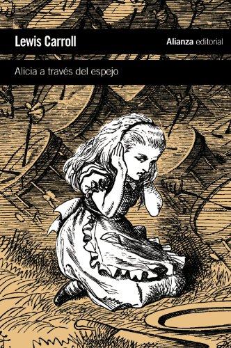 9788420651668: A traves del espejo y lo que Alicia encontro al otro lado (Spanish Edition)