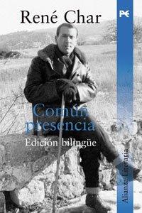 9788420651859: Común presencia: Edición bilingüe (Alianza Literaria (Al))