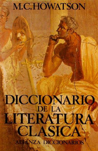 DICCIONARIO DE LITERATURA CLASICA