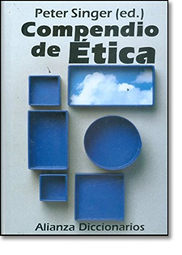 9788420652498: Compendio de etica / A Companion to Ethics (Spanish Edition)