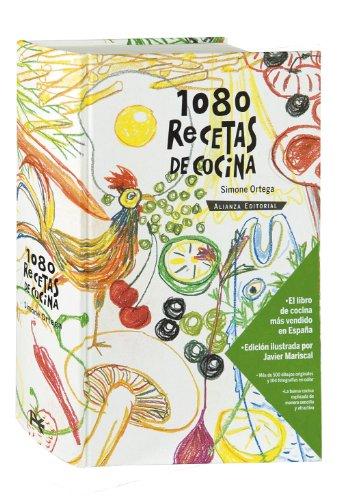 9788420652603: 1080 recetas de cocina / 1080 Cooking Recipes (Spanish Edition)