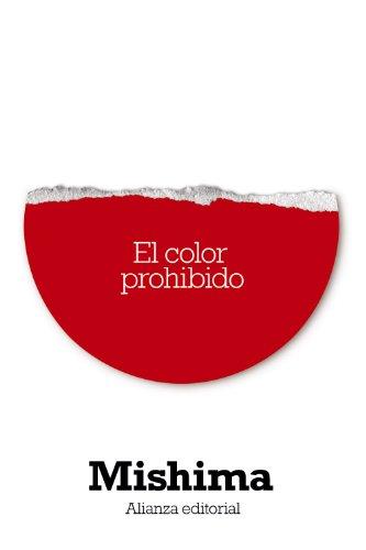 9788420652696: El color prohibido (El Libro De Bolsillo - Bibliotecas De Autor - Biblioteca Mishima)