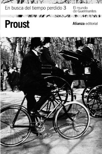 Imagen de archivo de En busca del tiempo perdido, 3: El mundo de Guermantes (El libro de bolsillo - Bibliotecas de autor - Biblioteca Proust) (Spanish Edition) a la venta por MusicMagpie