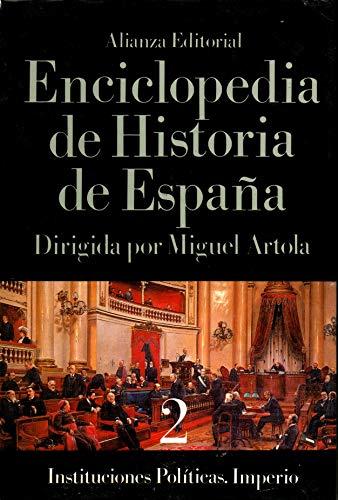 Enciclopedia De Historia De España (5 Vols.): Artola, Miguel (ed.)