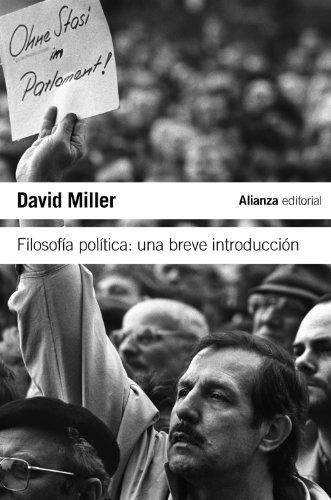 9788420653693: Filosofía política: una breve introducción (El Libro De Bolsillo - Ciencias Sociales)