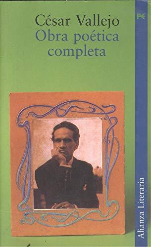 9788420654423: Obra poetica completa (César Vallejo) (Alianza Literaria)