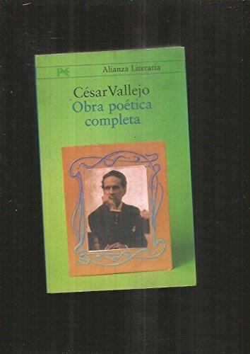 9788420654423: Obra Poetica Completa - Vallejo (Spanish Edition)