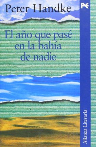 9788420654447: El año que pasé en la bahía de nadie (Alianza Literaria (Al))
