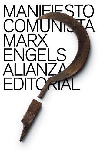 MANIFIESTO COMUNISTA: karl marx y