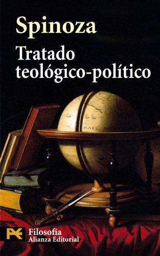 9788420655116: Tratado Teologico-politico / Theological and Political Treatise (Humanidades / Humanities) (Spanish Edition)
