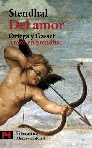 9788420655185: Del amor / Amor en Stendhal (El Libro De Bolsillo - Literatura)
