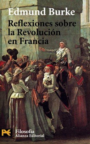 9788420655307: Reflexiones sobre la Revolución en Francia (El Libro De Bolsillo - Filosofía)