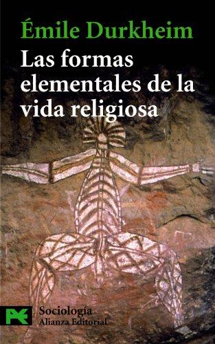9788420655321: Las formas elementales de la vida religiosa (El Libro De Bolsillo - Ciencias Sociales)