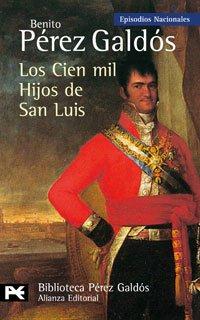 Los cien mil hijos de San Luis: Perez Galdos, Benito
