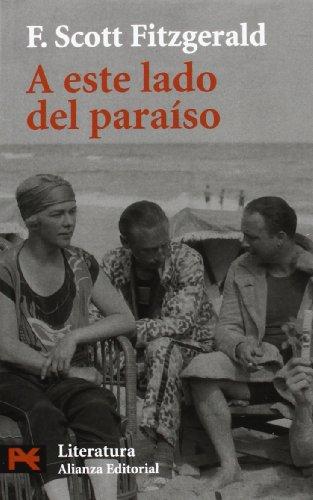 9788420655642: A este lado del paraíso (El Libro De Bolsillo - Literatura)