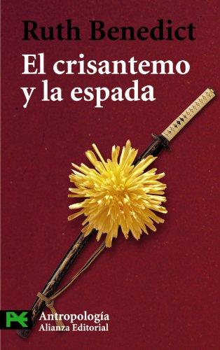 9788420655857: El crisantemo y la espada: Patrones de la cultura japonesa (El Libro De Bolsillo - Ciencias Sociales)