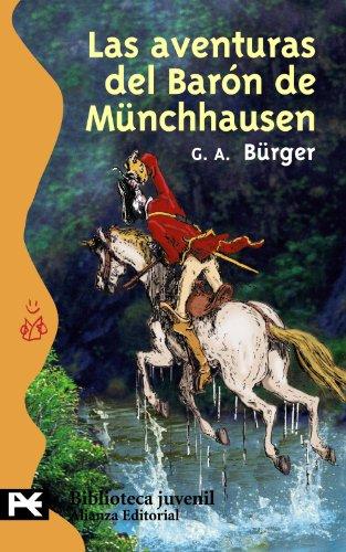 9788420655956: Las aventuras del Baron de Munchhausen/ The Adventures of Baron Munchhausen (Spanish Edition)