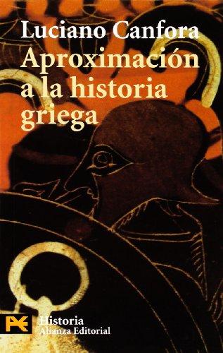 9788420656007: Aproximación a la historia griega (El libro de bolsillo - Historia)