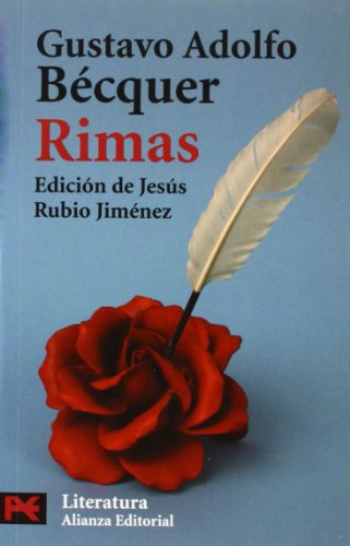 Rimas. Edición de Jesús Rubio Jiménez - Bécquer, Gustavo Adolfo