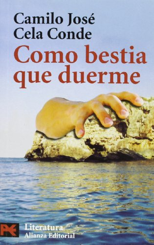9788420656496: Como bestia que duerme / Like a Sleeping Beast (Literatura/ Literature) (Spanish Edition)